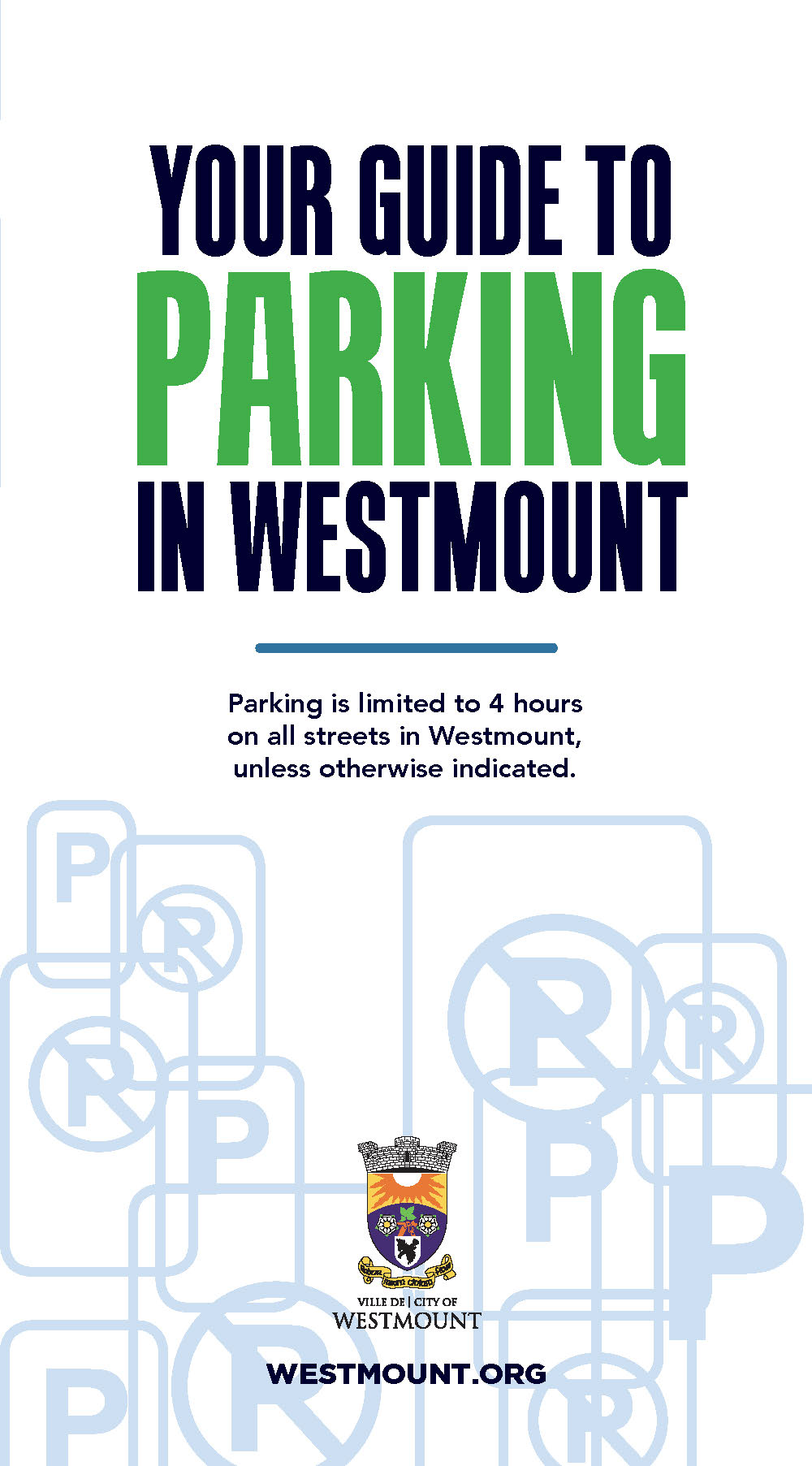 You Can Download The Guide To Learn About Parking Permits Renewal Of Temporary Overnight Pay By Plate And More