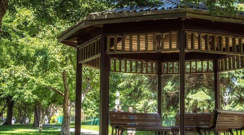 Westmount park Gazebo