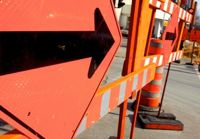 Closure of St. Catherine St. between Clarke and Kensington August 14, 2018