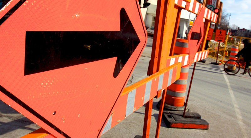 Bell Canada: Intervention work in the alley and sidewalk of Greene Avenue – starting October 9, 2018