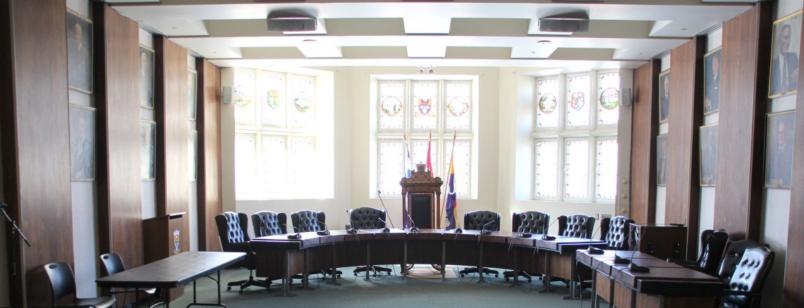 Westmount Council Room