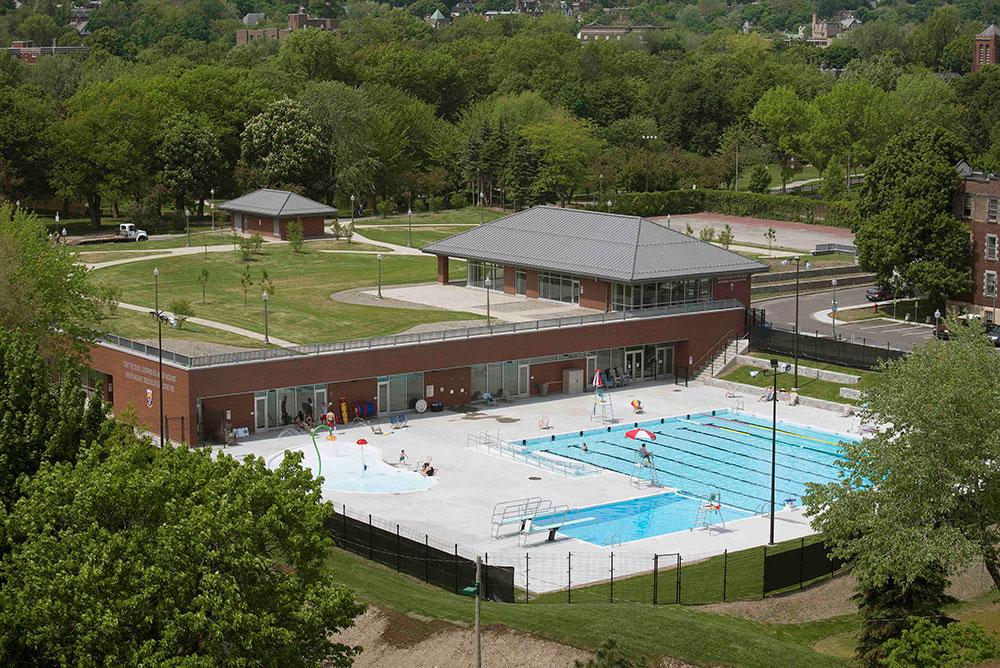 Westmount Recreation Centre Ville De Westmount