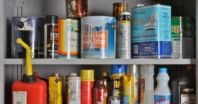 residus domestiques dangereux