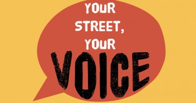 your street your voice