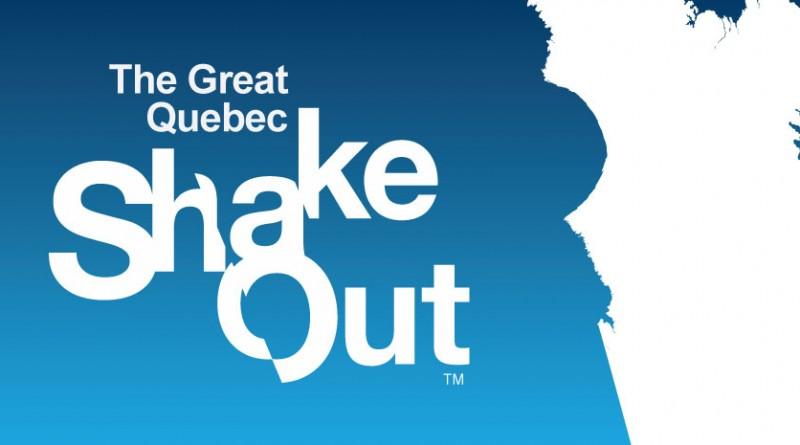 Participez à la Grande Secousse du Québec le 18 octobre