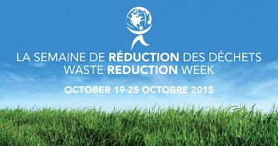 westmount waste reduction week