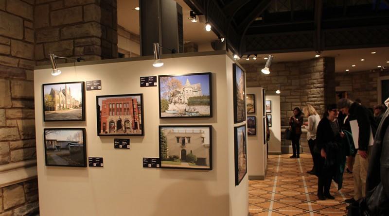 Exposition : 100 ans d'excellence en architecture