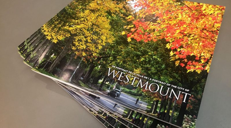 Book: A portrait of the City of Westmount
