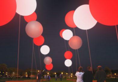 Westmount lance un événement de lumières interactif dans le cadre des festivités de la Fête du Canada – le 1er juillet 2017