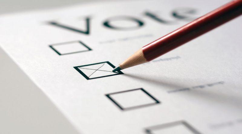 Proclamation d'élection