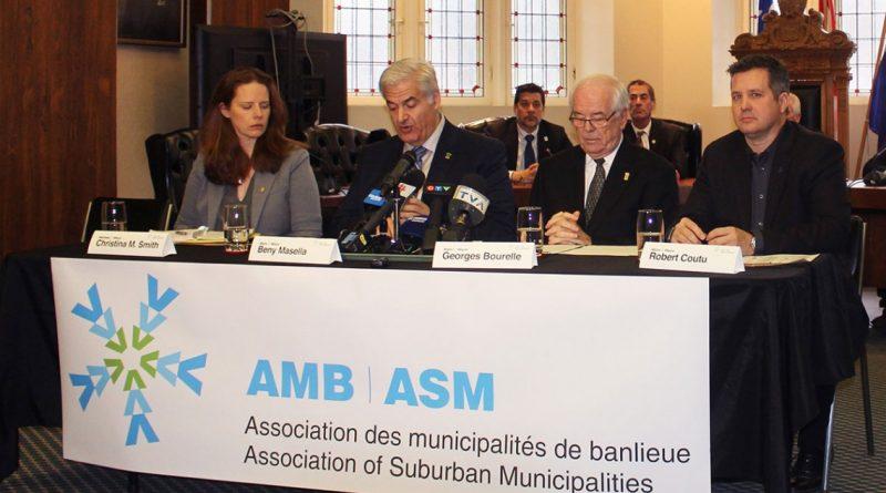 Lettre de la mairesse : révision du budget 2018 de l'agglomération de Montréal