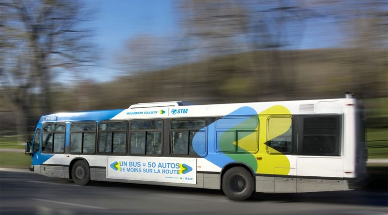 The STM's bus network redesign online public consultation