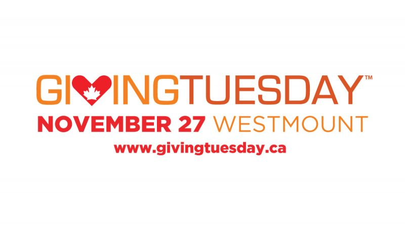 Westmount participates in Giving Tuesday