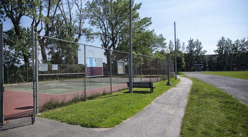 Fermeture des terrains de tennis pour l'hiver