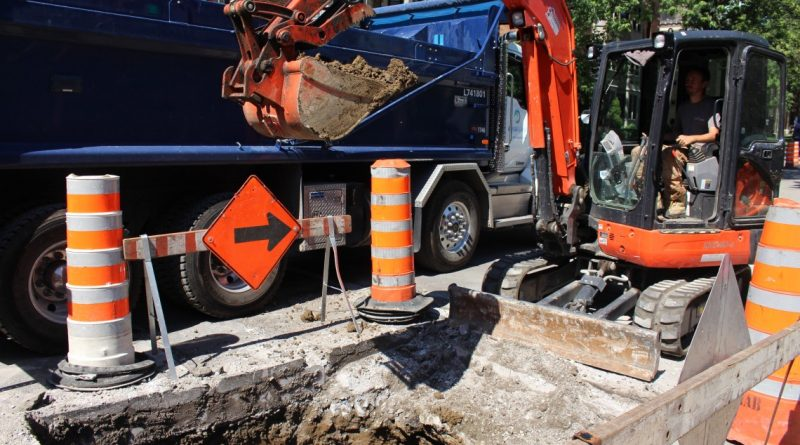 Info Construction: new tracking system for road works
