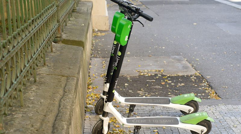 Self-service e-scooters: end of the pilot project