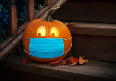 A safe and healthy Halloween