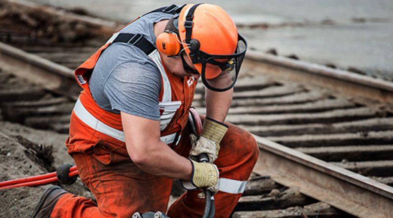 Remplacement de vieux rails par Canadian Pacific dès le 5 mai